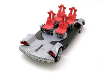 Carousel Skateboard Platform