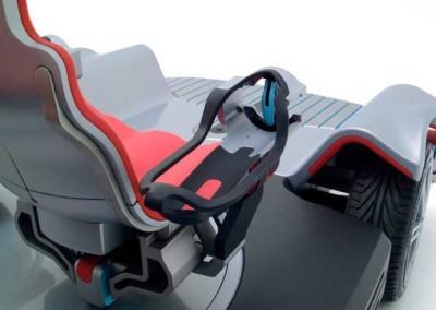 GM Carousel Steering Grips