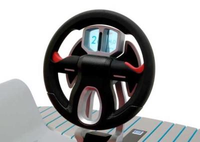 GM Carousel Steering Wheel