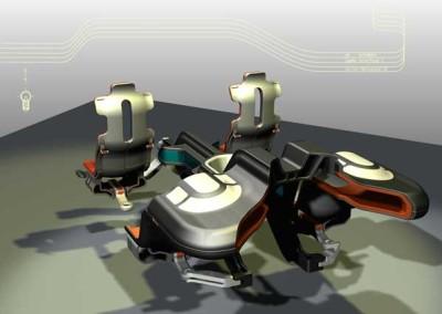 GM Carousel 3D Model