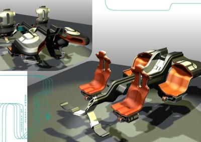 GM Carousel Cad Model