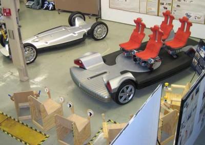 Autonomy and Carousel