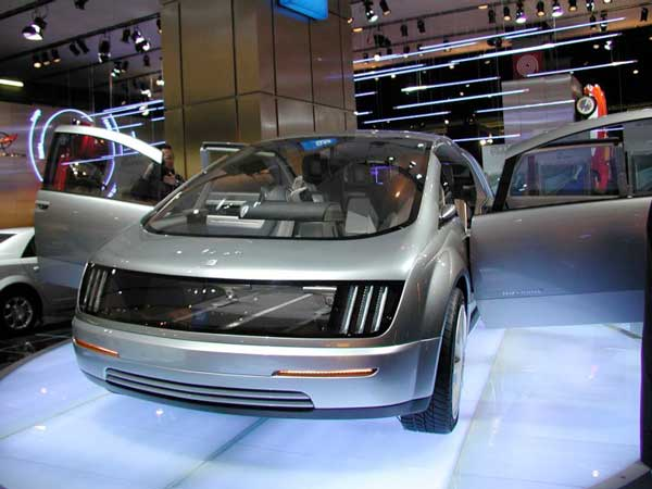 The Gm Hy Wire Adrian Chernoff Reinventing The Automobile